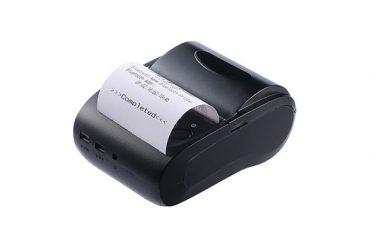 recibos impresora portatil