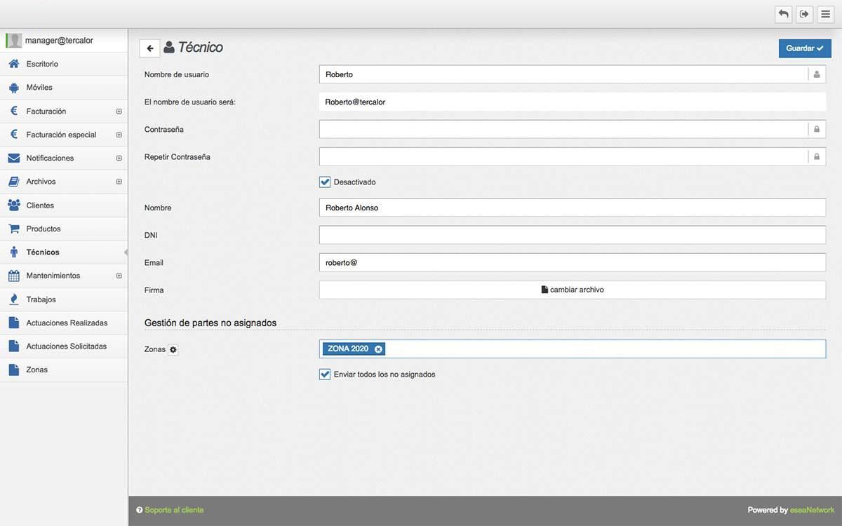 Ficha de tecnico Software de autonomos